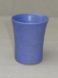 Becher violett, 9x8cm, 10 Euro