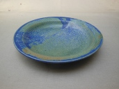 Tiefer Teller, blau/hell, 20x4,5, 16 Euro
