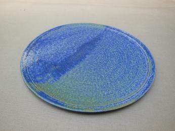 Teller bR, blau, 23cm, 16 Euro