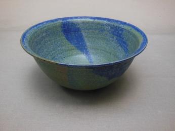 Schüssel, blau/hell, 23x10cm, 21 Euro