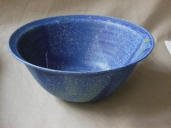 Schüssel, blau, 20x9cm, 21 Euro